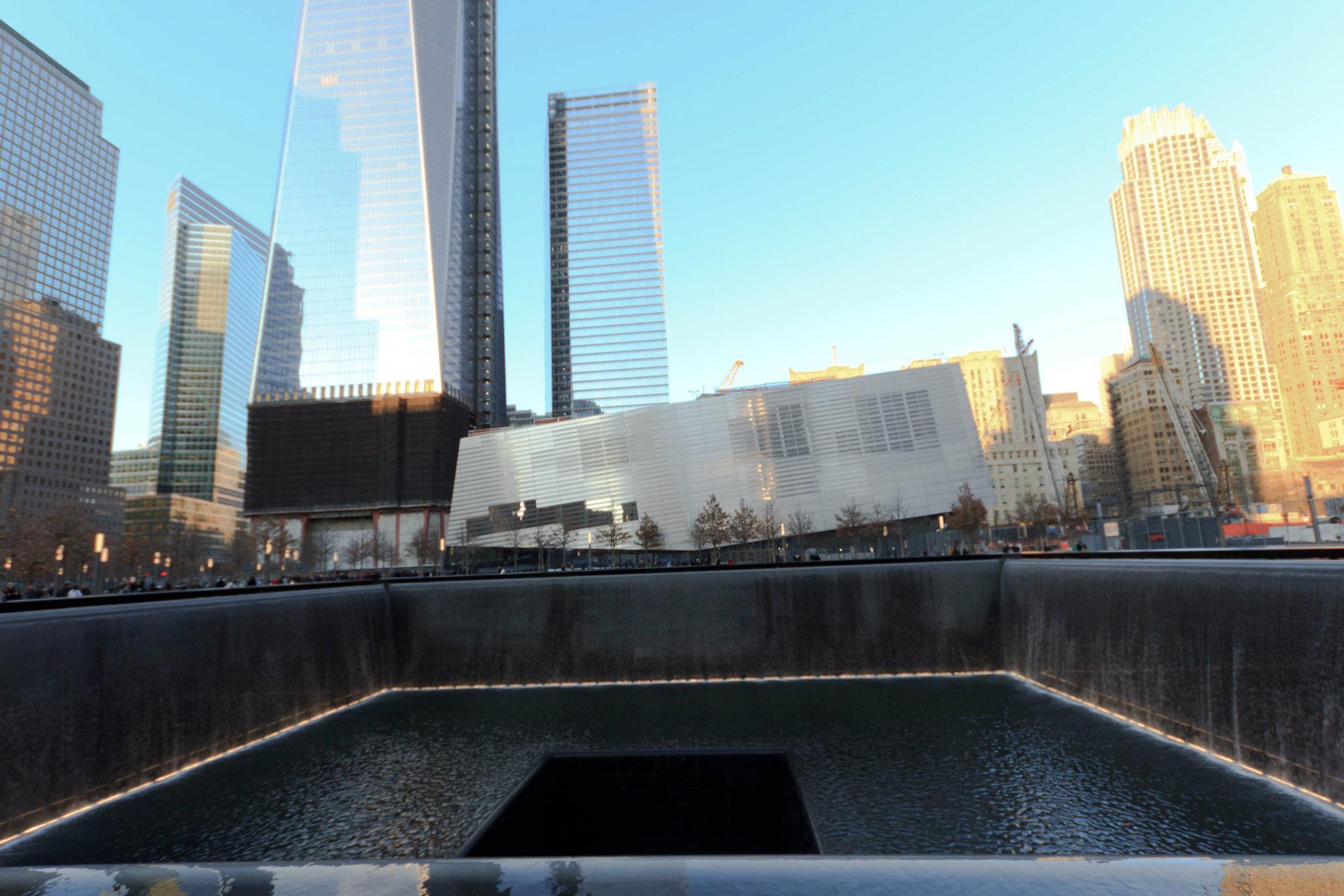 New York Sehenswürdigkeiten: WTCS 9/11 Memorial
