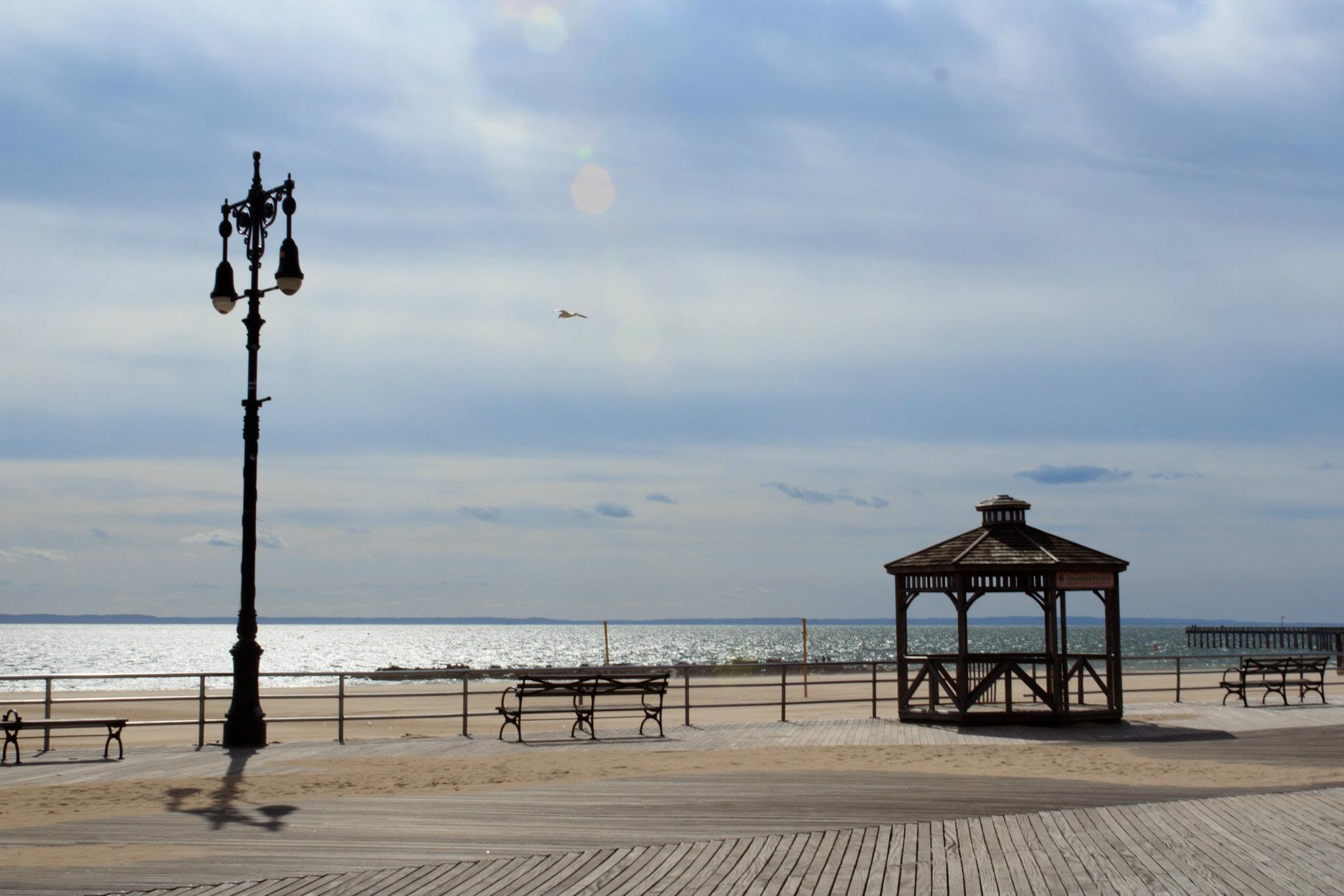 New York Sehenswürdigkeiten Coney Island Beach