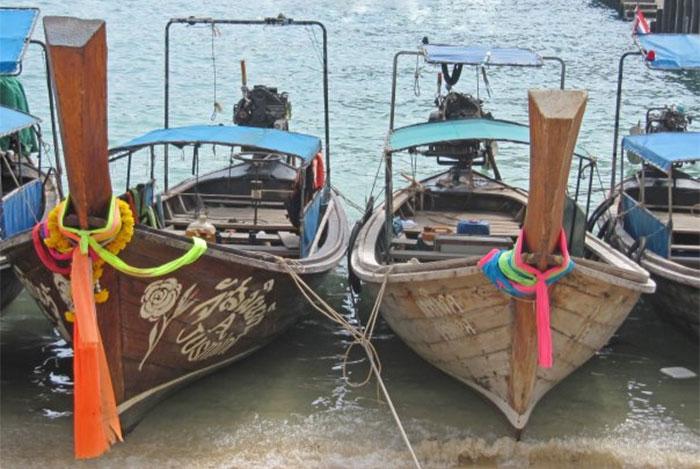 Die besten Reiseführer für Thailand