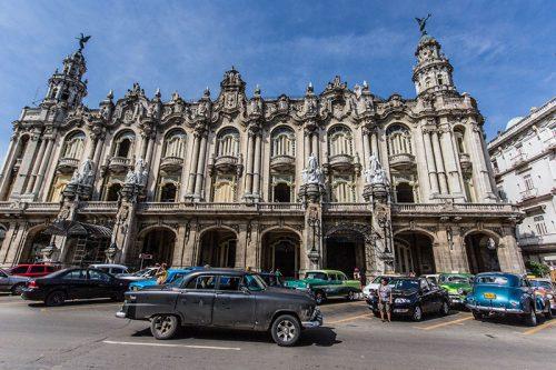 Gran Teatro Havanna