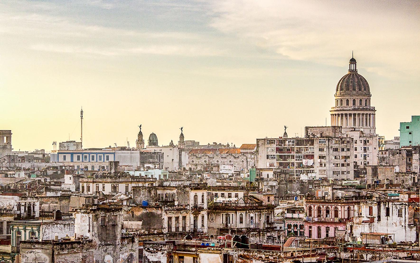 Havanna Skylina | Kuba
