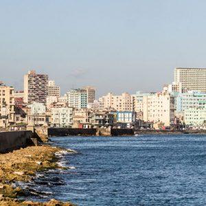 Malecon Havanna Kuba