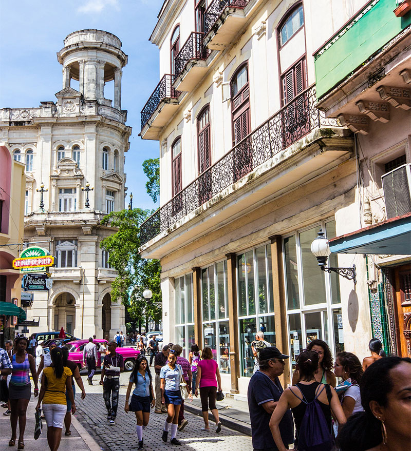 Impressionen aus Habana Vieja