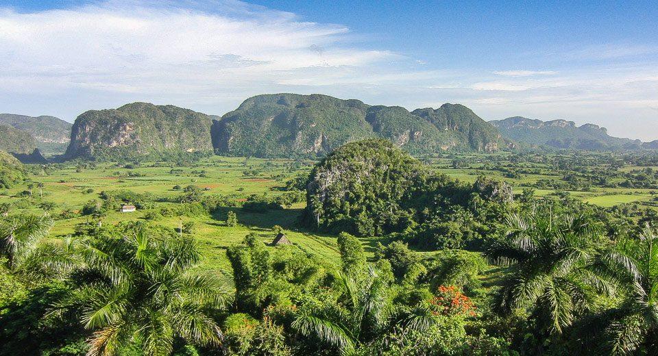 Kuba Reise: Valle de Vinales – Tabak, Obst- und Gemüsefarmen