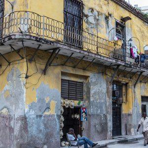 Havanna zerfällt