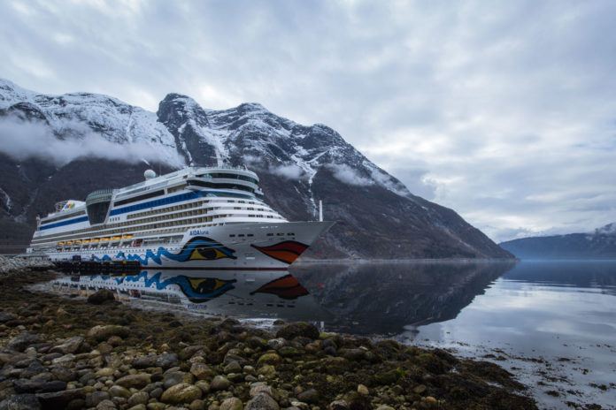 Aida Reisebericht Kreuzfahrt in Norwegen Eidfjord Ulvik