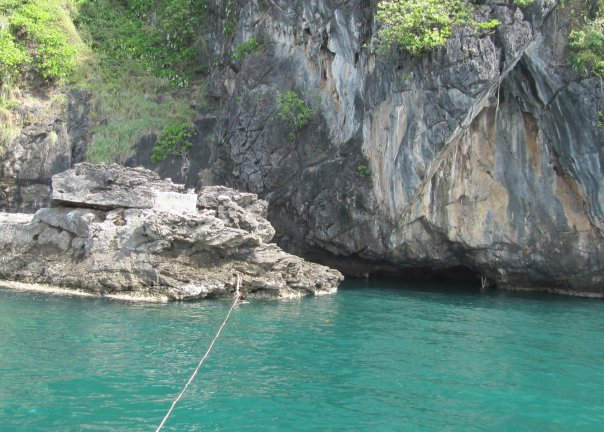 Emerald Cave bei Ko Lanta