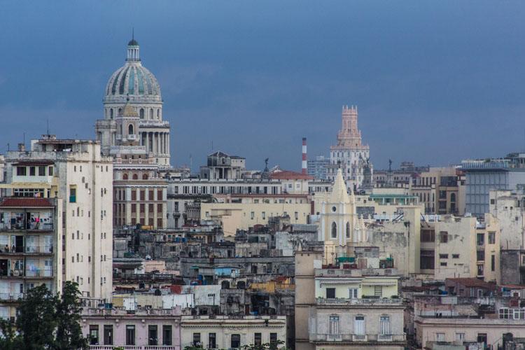 Havanna - erster Tag Kuba Reise