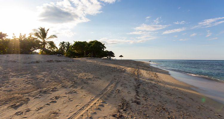 Erholung am Meer: Playa Jibacoa