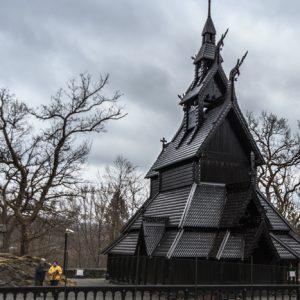 Fantoft Stavkirke Bergen