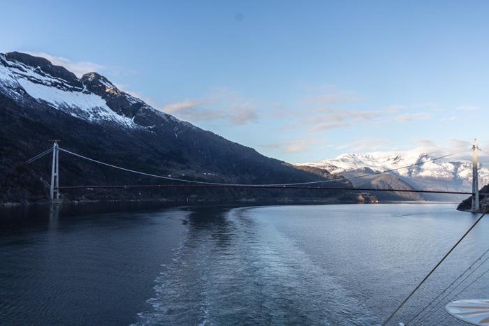 Eidfjord Norwegen Aida Mai 2013
