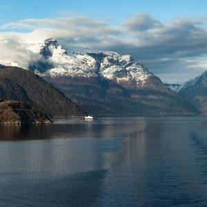 Eidfjord Norwegen Aida