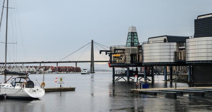 Stavanger mit Ölmuseum