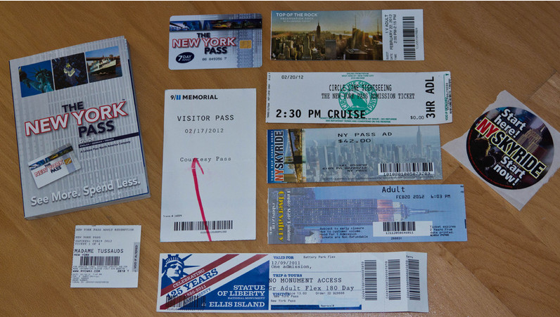 Tickets zum New York Pass