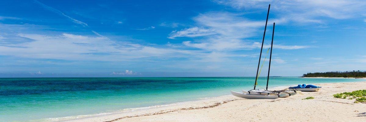 Geheimtipp: Schönster Karibik Strand in Kuba
