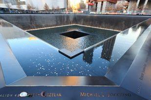 New York Sehenswürdigkeiten New York 9/11 Memorial