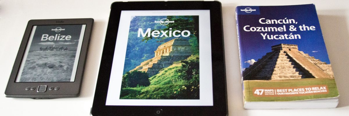 Welcher Reiseführer für Mexiko? Meine Empfehlung