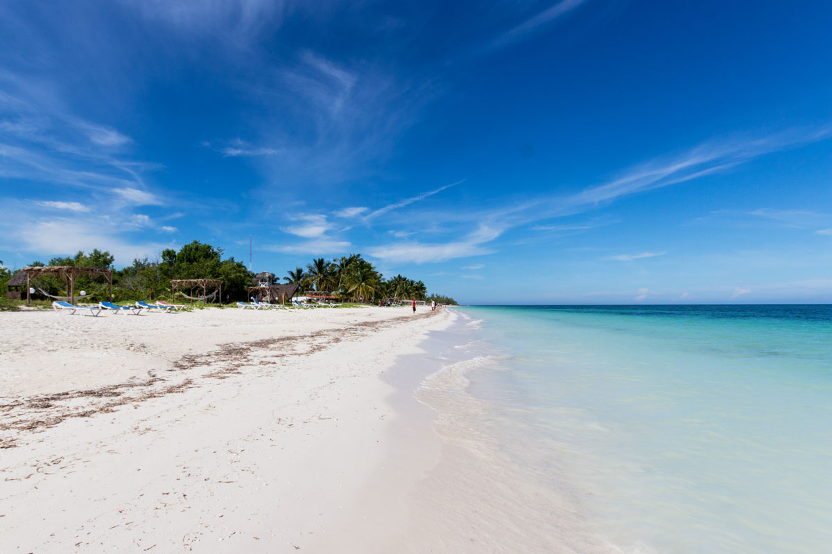 beach-cuba-islands-cayo-Levisa best holiday destinations for November