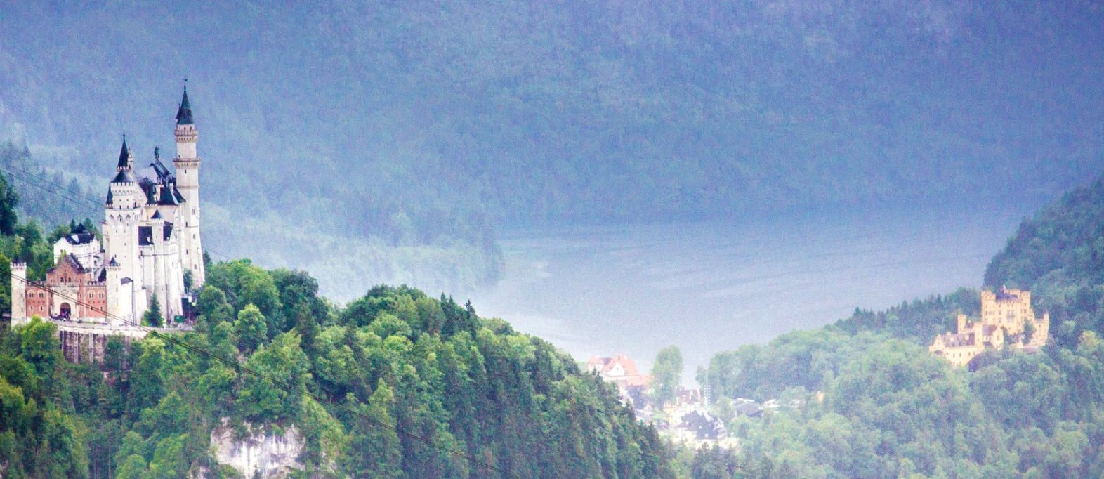 So geht's schneller: Schloss Neuschwanstein – Tickets, Anfahrt, Öffnungszeiten