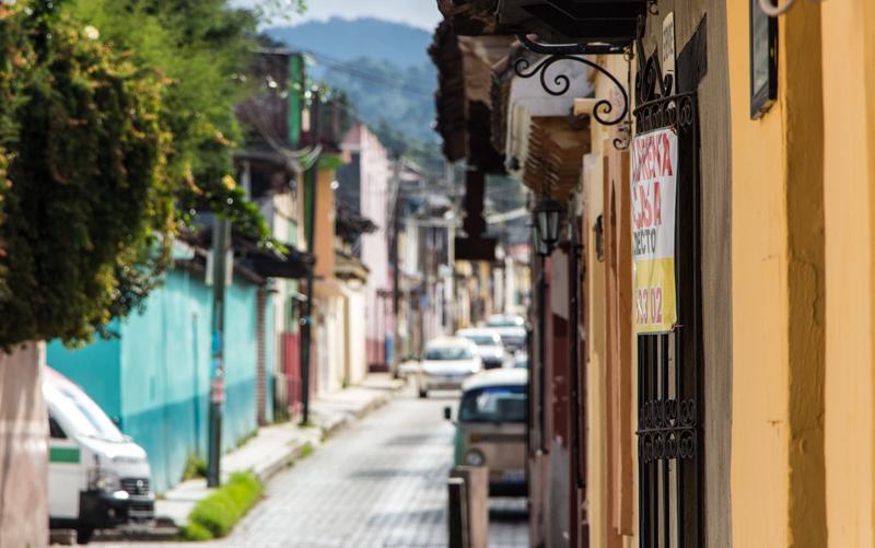 Mexiko Sehenswürdigkeiten: San Cristobal de las Casas