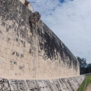 Ballcourt Chichen Itza 1