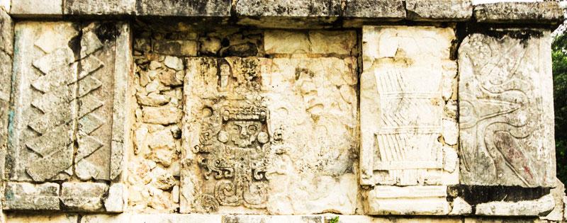 """An einem Tag: Chichen Itza, Cenote """"Ik Kil"""" - Valladolid - Cobá und Cenotes 8"""