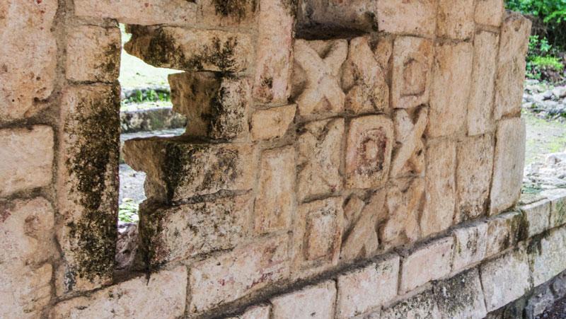 """An einem Tag: Chichen Itza, Cenote """"Ik Kil"""" - Valladolid - Cobá und Cenotes 11"""