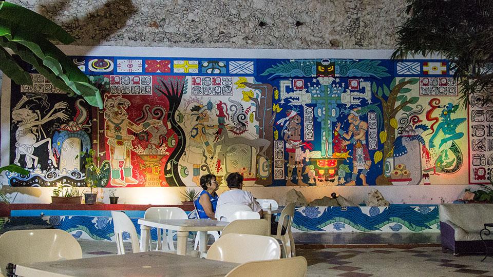2012 Espacia Mayas y algo más