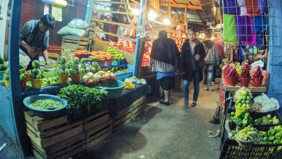 Mercado San Cristobal de las Casas