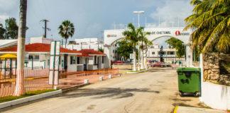 Hafen Pier in Chetumal