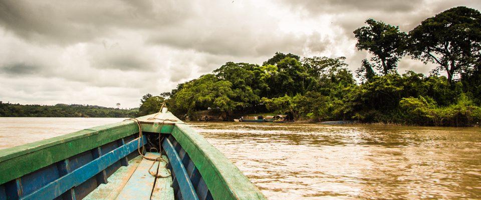 Illegal über die Grenze von Guatemala nach Mexiko für ein besseres Leben?