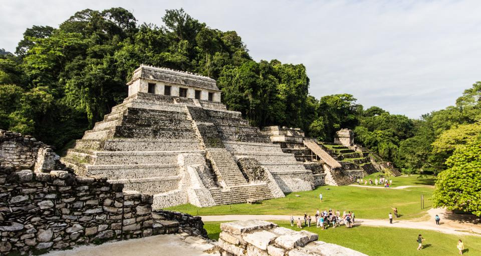 Palenque Tipps: Maya Ruinen mit Wasserfällen Agua Azul und Misol-Ha