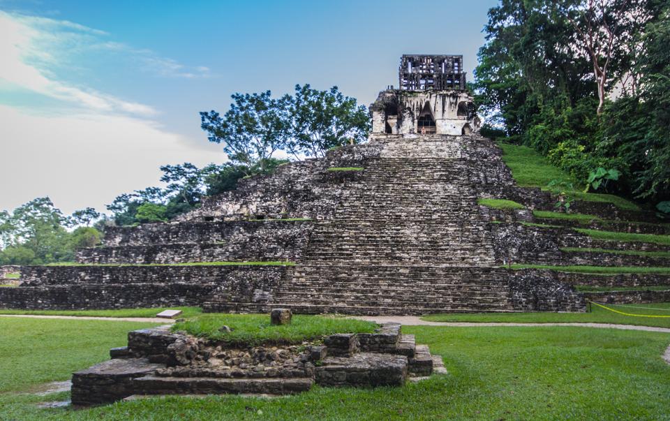 Templo de la Cruz Palenque