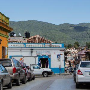 Idylle in San Cristobal de las Casas