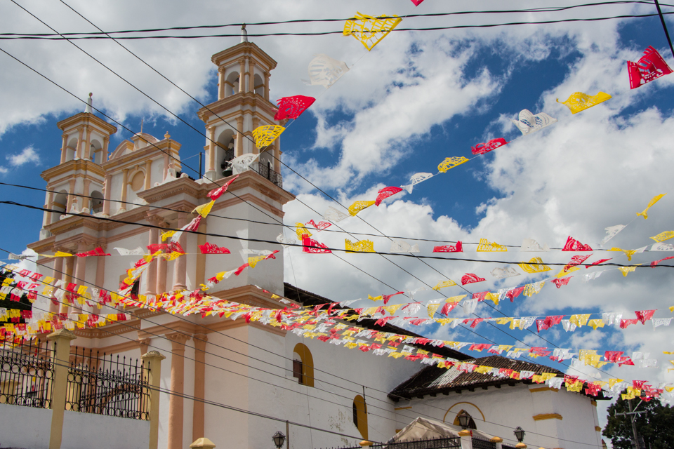 San Cristobal de las Casas Backpacking Mexiko