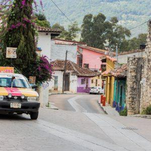 Impressionen aus San Cristobal de las Casas Mexiko Reise