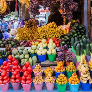 Besuch des lokalen Marktes in San Cristobal de las Casas