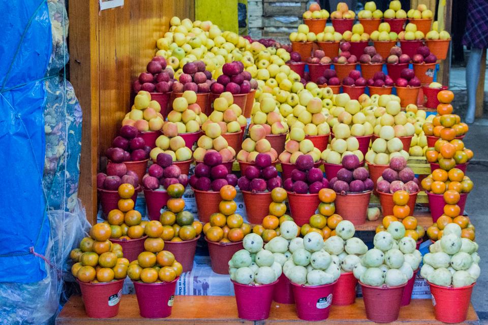 San Cristobal de las Casas: Besuch auf dem Markt