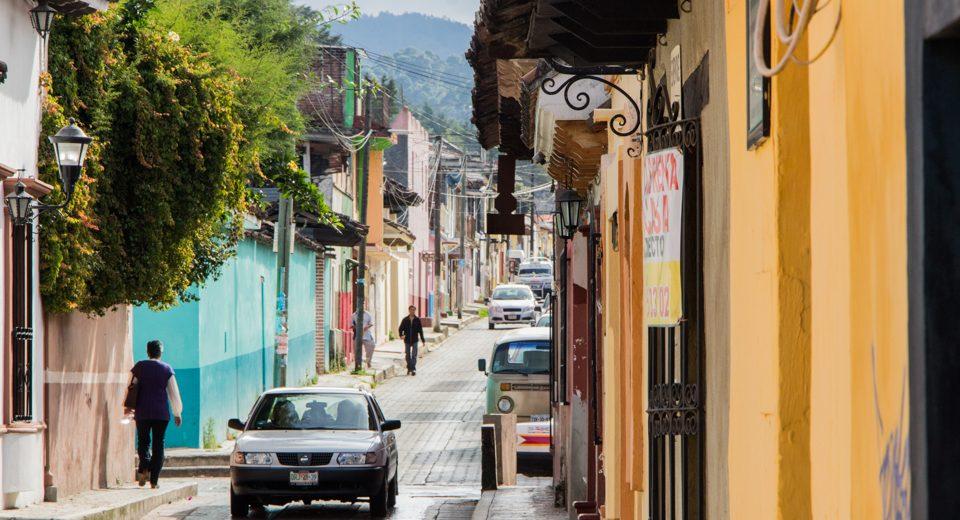 Verzaubert von San Cristobal de las Casas