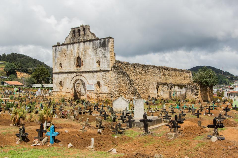 San Juan Chamlua Friedhof