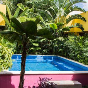 Pool Koox Art57 Hotel Merida
