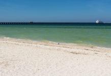 Progreso bei Merida am Meer
