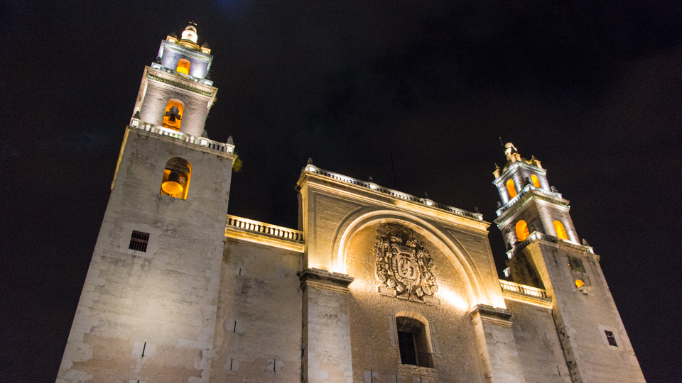 Merida_Cathedral de San Ildefonso