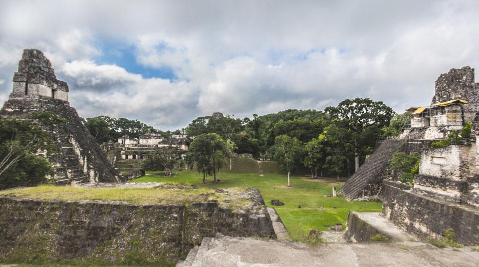 Tikal Guatemala Grand Plaza Tikal