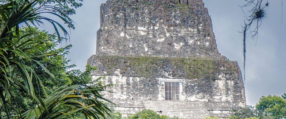 Reisetipp Tikal in Guatemala – Maya-Tempel im Dschungel