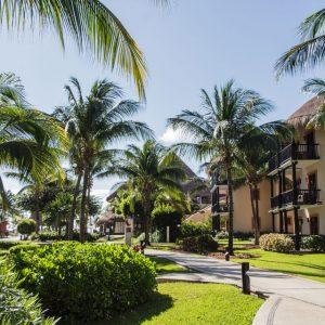 Hotel Catalonia Riviera Maya Anlage