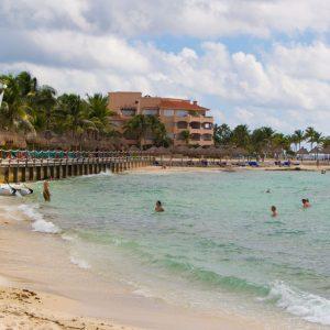 Hotel Catalonia Riviera Maya weiterer Strand