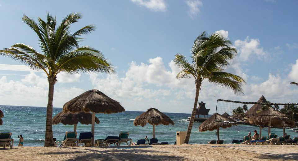 Puerto Aventuras Yucatan Mexiko