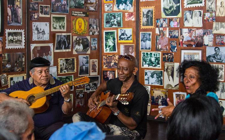 Kuba Reisebericht   Santiago de Cuba - Musik