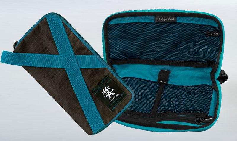 Gepäckaufbewahrung: Tasche für Tickets, Pässe und Geld
